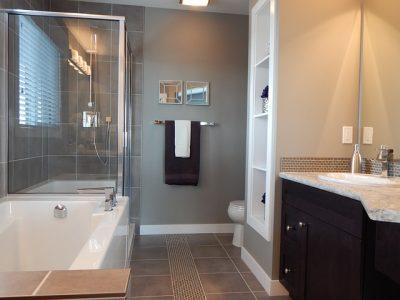 Remodeling bathroom step by step