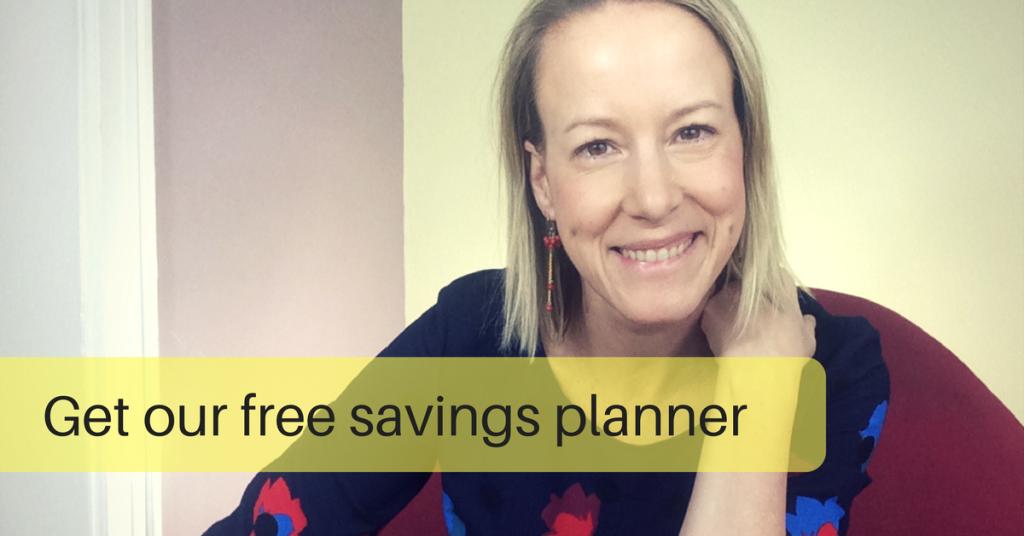 Free savings planner