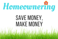 Homeownering Mobile Logo