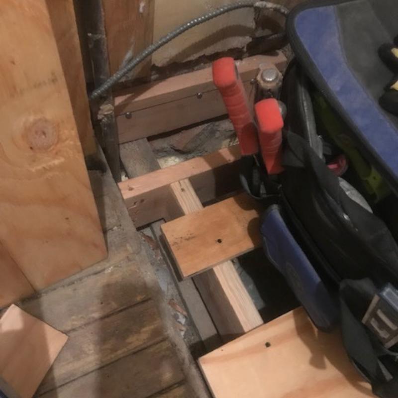 old home kitchen renovation