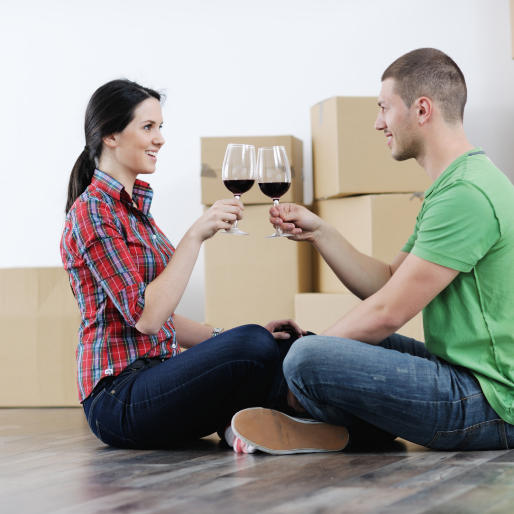What to do when you first move into a home