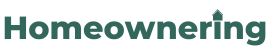 Homeowner – Homeownering Logo