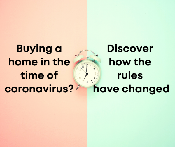 Buying a home in the time of coronavirus