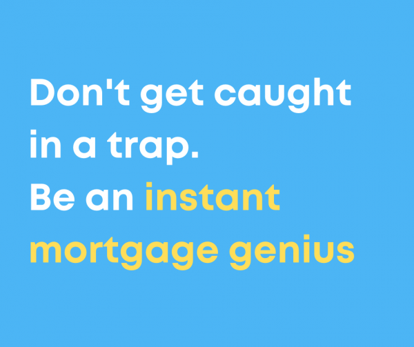 Instant Mortgage Genius