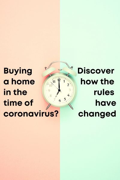 buying a home in the time of coronavirus_ The rules have changed