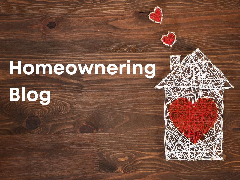 Homeownering blog