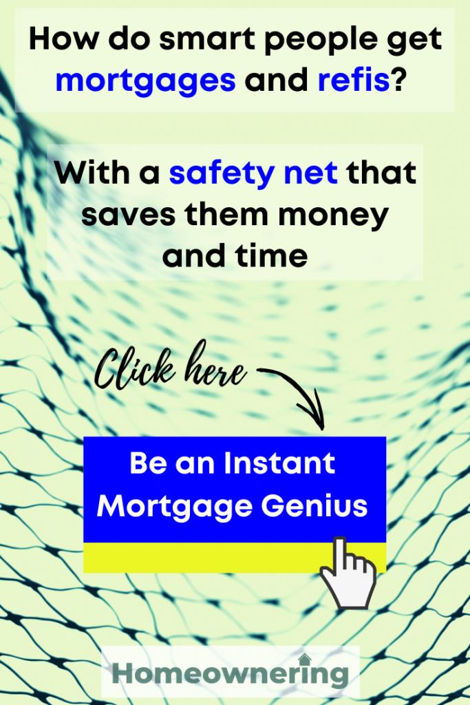 Mortgage genius