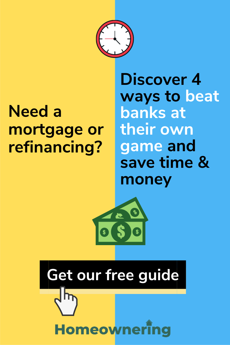 Discover 4 ways to save money and time on your mortgage